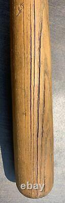 1920's Ec Simmons Swatter American Major League Baseball Bat Keen Kutter 34
