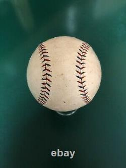 1928 Barnard Reach Official American League Baseball