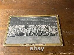 1934 Goudey Premium R309-1 American League All Stars Babe Ruth, Lou Gehrig
