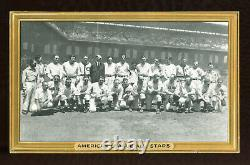 1934 Goudey Premium R309-1 American League All Stars Ruth Gehrig Poor No Easel