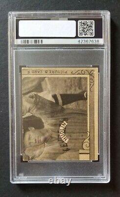 1935 Goudey 4-in-1 #8F Rowe Walker Hank Greenberg (HOF) Fox HOF PSA 2 GOOD