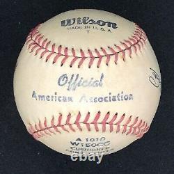 1940s Vintage Wilson American Association Minor League Baseball with BOX & SEAL