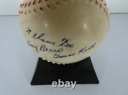 1950s American League All Star Plastic Baseball Bank Mantle Berra Ted Williams