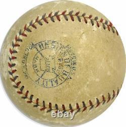 1961 Roger Maris Single Signed Vintage American League Baseball JSA COA