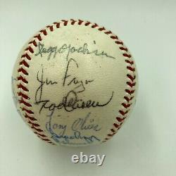 1969 All Star Game Team Signed American League Baseball Harmon Killebrew