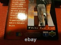 1994 Michael jordan upper deck SP red holoview baseball #16
