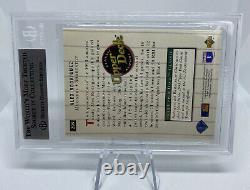 1994 Uppder Deck Electric Diamond Udca Sp Alex Rodriguez Rc Mint Bgs 9
