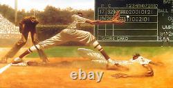 African American Art Cooool Papa Bell Negro Baseball League Print Kadir Nelson