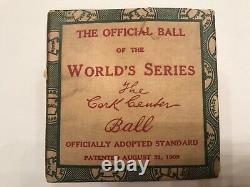 Antique Official American League Baseball Sealed BAN JOHNSON