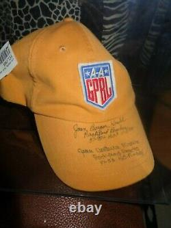 Baseball Women All-American Girls Professional Baseball League Signed cap