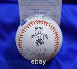 Cal Ripken Jr PSA DNA Cert Autograph American League OAL Hand Signed Baseball