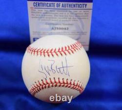 George Brett PSA DNA Coa Autograph American League OAL Signed Baseball