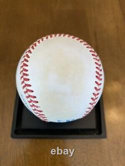 Joe DiMaggio Signed Autographed Official American League Baseball Yankees