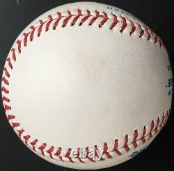Kirby Puckett Signed HOF 2001 American League baseball, PSA Grade NM-Mint