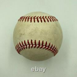 Lefty Grove Signed Vintage Official American League Cronin Baseball JSA COA