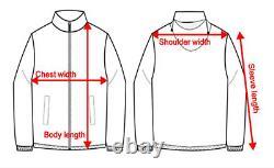Levi's AMERICAN CHAMP LEAGUE Baseball Jacket Leather & Wool Size Large