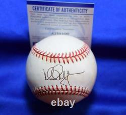 Mark McGwire PSA DNA Coa Autograph American League OAL Hand Signed Baseball
