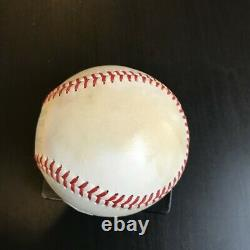 Mickey Mantle & Roger Maris Sweet Spot Signed American League Baseball PSA/DNA