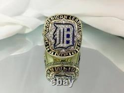 Mike Rojas 2012 MLB Baseball Detroit Tigers American League Champions 10k Ring