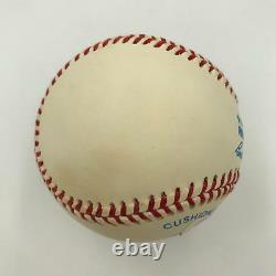 Nice Charlie Gehringer MVP 1937 Signed American League Baseball With PSA DNA COA