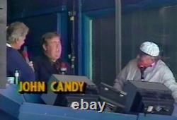 RARE John Candy Single Signed American League Baseball Movie Star PSA DNA COA