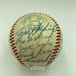 The Finest 1955 Detroit Tigers Team Signed American League Baseball PSA DNA COA