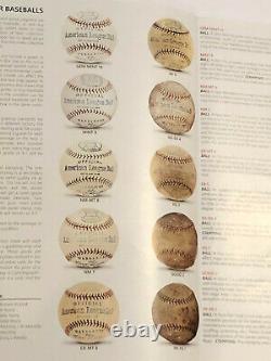 UNSIGNED Year Joseph Cronin Rawlings OAL Official American League Baseball NM7