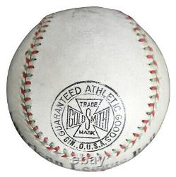 Yankees Babe Ruth Authentic Signed American League Baseball PSA/DNA & JSA LOA's