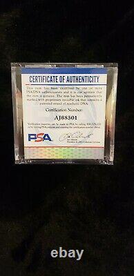 Yogi Berra PSA DNA Coa Autograph American League OAL Signed Baseball